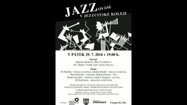 Pozvánka na Jazzování